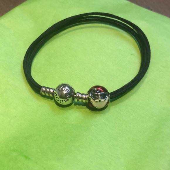 Pandora Santa 🎅🏼 Charm & Bracelet